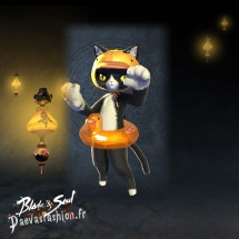 how to get a pet in blade and soul