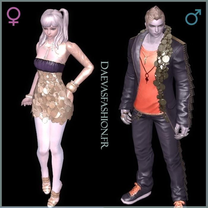 Costumes de luxe 2