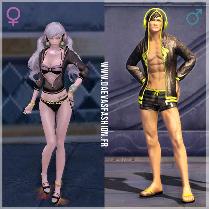 3d aion sexy skins and nude patch 6