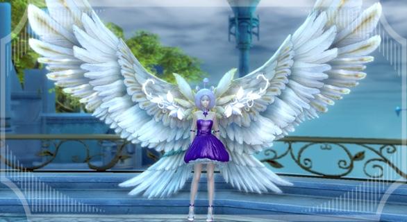 Plume d'aile d'ange déchu