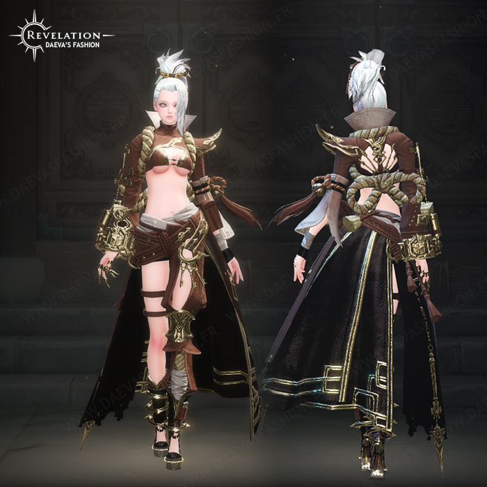 Character Outfits - Page 3 - Discussions Gu00e9nu00e9rales - Forum Revelation Online