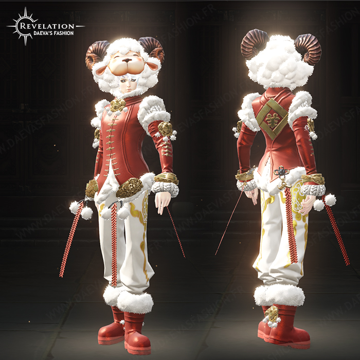 Character Outfits - General Discussions - Revelation Online Forum