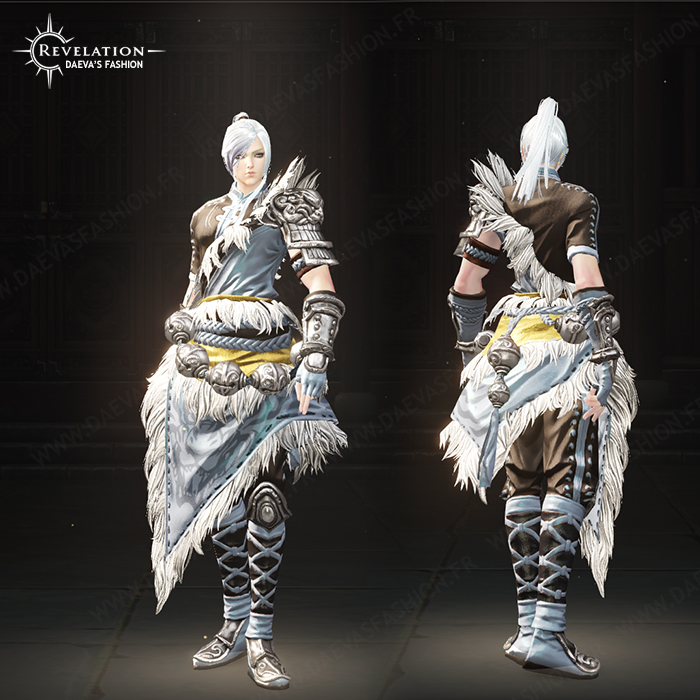 Options to choose standing animations? O-o - Allgemeine Diskussionen - Revelation Online Forum